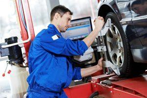 Весь спектр услуг по ремонту и монтажу автомобильных шин